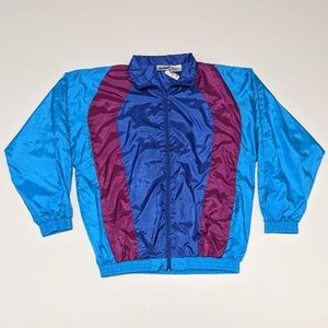 Vintage 1992 MacGregor Windbreaker New With Tags